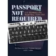 Passport Not Required by Eric Dietrich-Berryman
