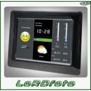 Cyfrowa ramka ze stacją pogody BRAUN DigiFrame 800 Weather