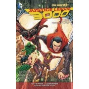 Justice League 3000: Yesterday Lives Volume 1 by Howard Porter