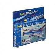 Model Set Avion Revell Mig -21 F-13 Fishbed Rv63967