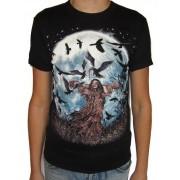 Koszulka gotycka - KRUKI I WRONY
