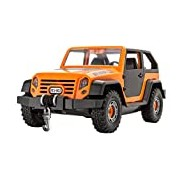 Revell 00803 Juniors Kit, Off-Road Vehicle, Orange)