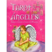 Tarot de los angeles / Tarot of Angels by Agnes Haddock