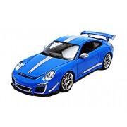 Burago - 11036 bl - Porsche - 911/997 Gt3 Rs 4.0l - Scala 1/18