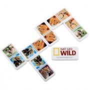 National Geographic Wild Dominoes African Safari