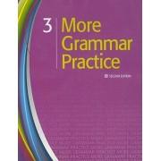 More Grammar Practice 3 by Heinle