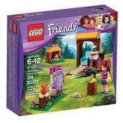 LEGO Friends 41120 Dobrodružný tábor - lukostřelba