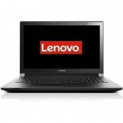 Laptop Lenovo B50-80 15.6 inch HD Intel Core i3-5005U 4GB DDR3 1TB HDD FPR Black