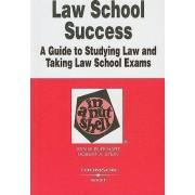 Law School Success in a Nutshell by Ann Burkhart