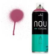 Spray Nou Colors 400ml Framboesa