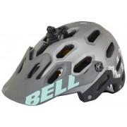 Bell Super 2 MIPS Casco integrale Donne grigio Caschi Downhill