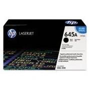 HP C9730A [BK] #No.645A toner (eredeti, új)