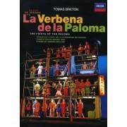 Tomas Breton - La Verbena de la Paloma (0044007432624) (1 DVD)