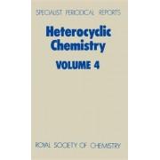 Heterocyclic Chemistry: Volume 4 by H. Suschitzky