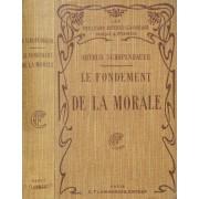 Le Fondement De La Morale (1925)