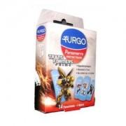 Urgo - Pansements Protecteurs - Transformers - Garçons - Boite de 14