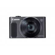 Canon PowerShot SX620 HS (Black) with 8 GB card and camera bag
