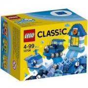 Конструктор ЛЕГО Класик - Синя кутия за творчество - LEGO Classic, 10706