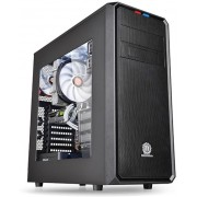 Thermaltake Versa H35 Midi-Toren Zwart computerbehuizing