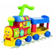 Walker Ride On Learning Train By Win Fun