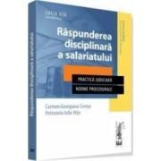 Raspunderea disciplinara a salariatului - Lucia Uta