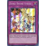 Yu-Gi-Oh! - Zefra Divine Strike (CROS-EN072) - Crossed Souls - Unlimited Edition - Super Rare by Yu-Gi-Oh!