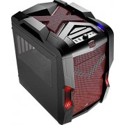AeroCool StrikeX Cube Boîtier PC Rouge