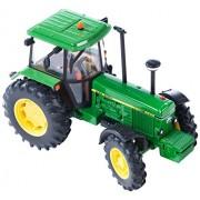 Britains - Tractor John Deere 3640, color verde, amarillo y negro (TOMY 43054)