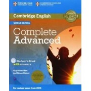 Complete Advanced Student's Book Pack (Student's Book with Answers with CD-ROM and Class Audio CDs (2)) by Guy Brook-Hart
