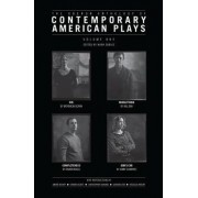 The Oberon Anthology of Contemporary American Plays: Volume one by Bathsheba Doran