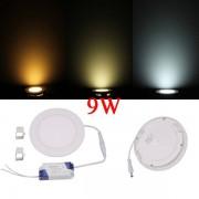 Inbouw LED 9W Dimbaar