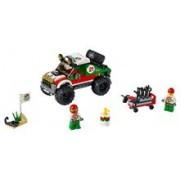LEGO City Masina De Teren 4X4 - 60115