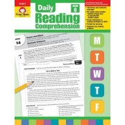 Daily Reading Comprehension, Grade 6 Te by Evan-Moor Educational Publishers