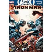 Iron Man 2012 005 Avengers Vs X-Men