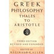 Greek Philosophy by Phillip G. Patros