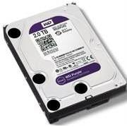 Western Digital Purple - 2.0TB 3.5 inch SATA3 6.0Gbps Surveillance HDD