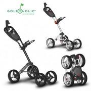 Golfoholic 4-Wheel Golf Trolley