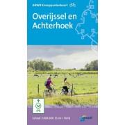 Fietskaart 3 Knooppuntenkaart Overijssel en Achterhoek | ANWB Media
