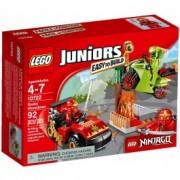 LEGO® Juniors Confruntarea cu Șarpele 10722