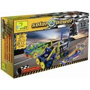 WELT Physics Educational Solar power workshop Puzzle Model building toys