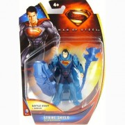 Superman Man of Steel Strike Shield Superman 3.75 inch Action Figure