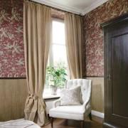 """Vorhang """"Linum"""", 1 Vorhang, 130 x 280 cm - Beige"""