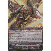 Cardfight!! Vanguard Tcg Dragonic Overlord The End (Bt05/S05 En) Awakening Of Twin Blades