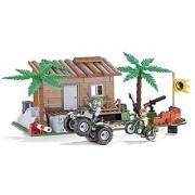 COBI Small Army Jungle Base Building Kit