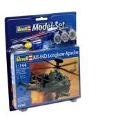 Revell Helicopter Bouwpakket MS Longbow Apache - Bouwpakket - 1:144