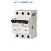 PL4-C25/3, Siguranta automata trifazata tripolara, siguranta automata 25A, EATON