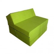 Natalia Sp. z o.o. Pokrowiec na Fotel materac składany 200x70x10 cm - 1229