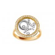 Dámský prsten se zirkony Chloe IZ6341PN