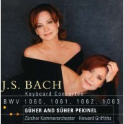 J.S. Bach - Keyboard Concertos Bwv106 (0825646195022) (1 CD)