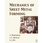 Mechanics of Sheet Metal Forming by Jack Hu